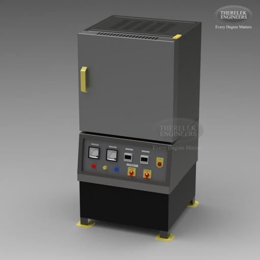 1200°C, 1400°C, 1600°C, 1800°C Muffle furnace