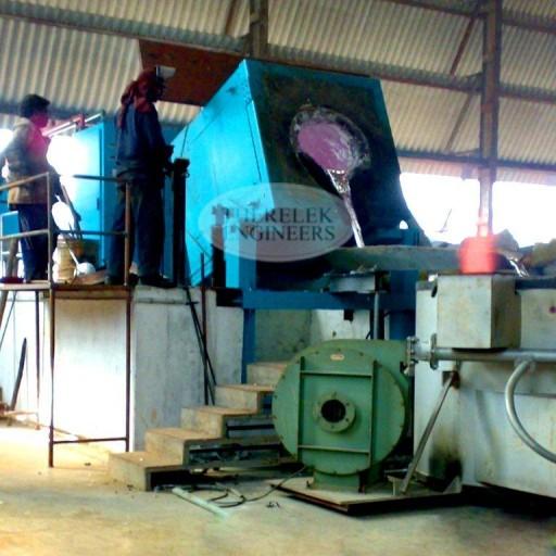 Aluminium Melting Furnace supplier