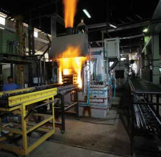 air circulation Annealing furnace
