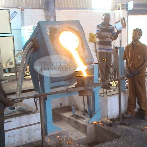Steel melting Induction Furnace supplier
