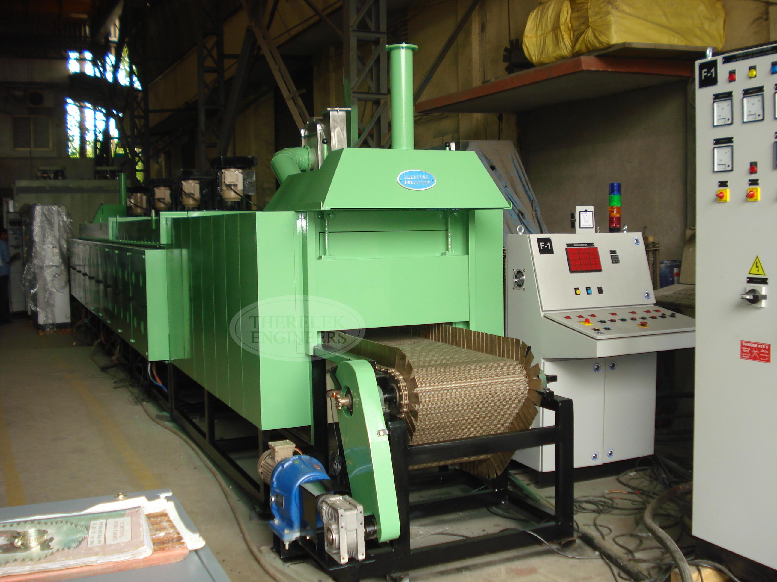 Continuous Air Circulation Furnace Manufacturer