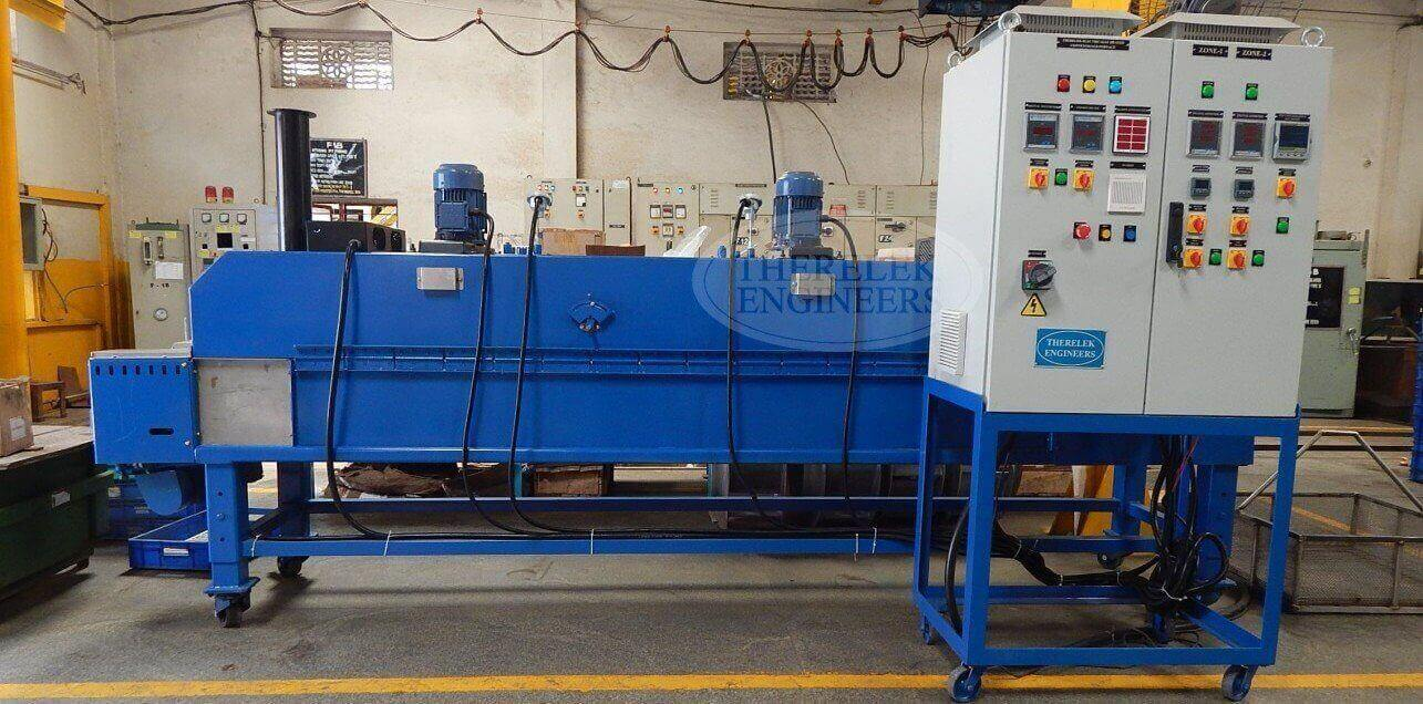 Heat Treatment Vacuum Furnace Manufacturer Commercial Treaters Titans 70 Welding Machine Wiring Diagram Bogie Hearth Thereleks Ranges Upto 1500c For Applications Like Stress Relieving Annealing Normalizing