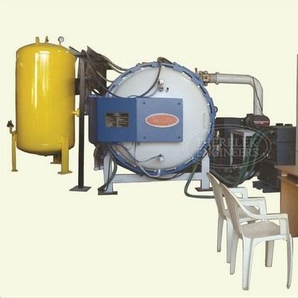 Horizontal Vacuum Furnace